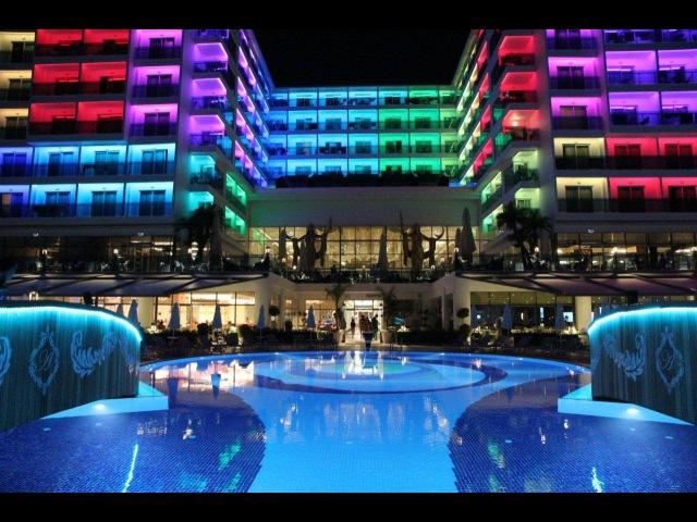 AZURA DELUXE RESORT SPA HOTEL, AVSALLAR, TURKEY
