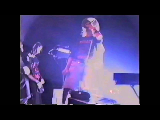 Lost Video Footage Mentallo and the Fixer - Legion of Lepers (Live)