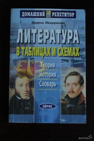 Файл Титаренко - Литература в