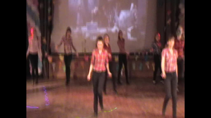 Танец Танцуй по жизни!-неожиданное окончание