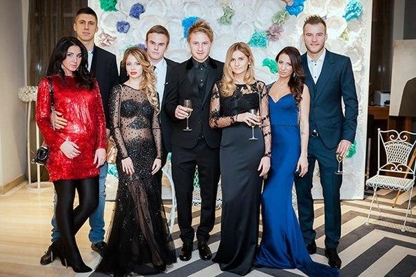Андрей ярмоленко фото со свадьбы