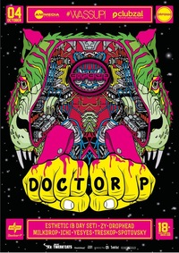 DOCTOR P (UK) x #WASSUP! * 04 ОКТЯБРЯ * CLUBZAL