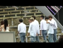 150905 K-POP 슈퍼 콘서트 리허설 백현 (((찌릿)))