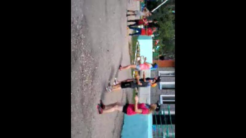 танец моего бывшего парня