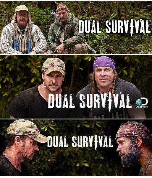 Сериал Выжить вместе / Dual Survival (сезон 4) смотреть онлайн
