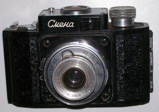 сколько стоит фотоаппарат смена 2 нужен
