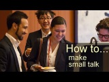 BBC How to... make small talk during greetings (transcript video)