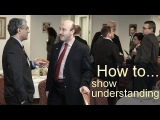BBC How to... show understanding (transcript video)
