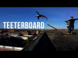 Teeterboard  Damien Walters
