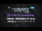 WWE Survivor Series 2015 Promo №1