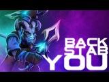 Dota 2 - Backstab You - Parody of Find You by Zedd