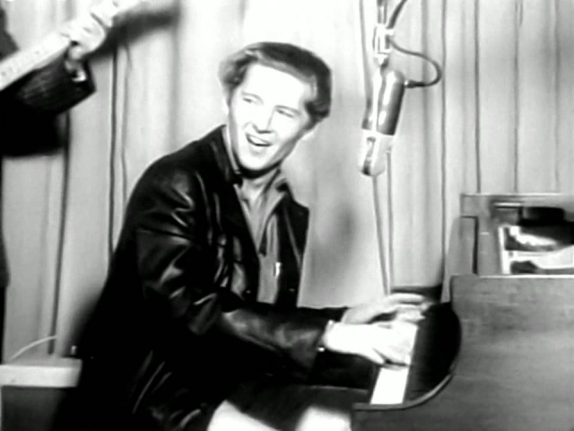 Jerry Lee Lewis - Great Balls Of Fire - ( Alta Calidad ) HD