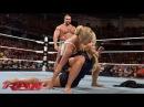 Mark Henry vs. Rusev Raw, Aug. 10, 2015