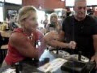 ArmPOWER Women Arm Wrestling Tournament QUEEN OF T