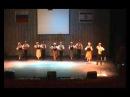 Еврейский танец Фрейлехс - .להקת המחול של סמיון גונוחוב מכרמיאל
