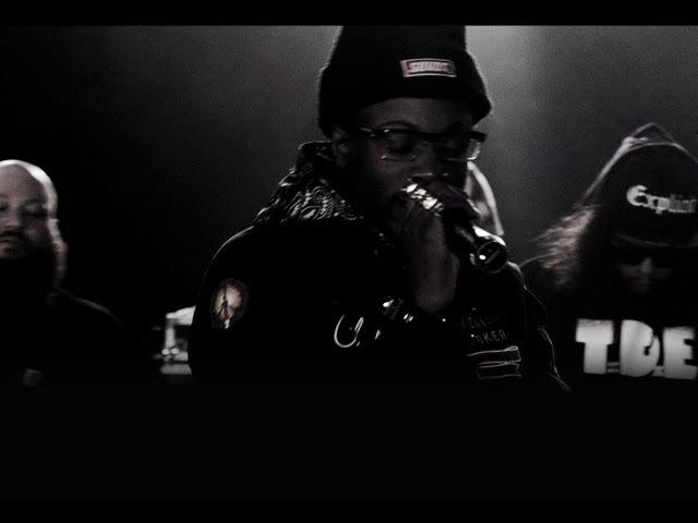 XXL Freshmen 2013 Cypher - Part 1 - Ab-Soul, Action, Joey Bada$$ Trav$ Scott