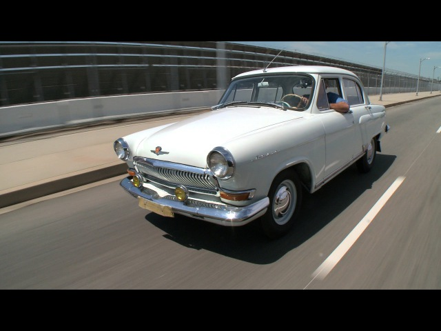 1966 Volga GAZ-21 - Jay Lenos Garage