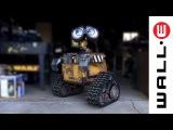 Настоящий робот ВАЛЛ·И