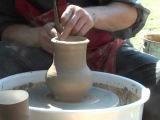 Мастер-класс А.Задерия по керамике, 2