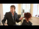 How to create Richard Ward's signature Chelsea Blow Dry