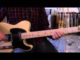 Seven Come Eleven - Charlie Christian - Guitar Lesson