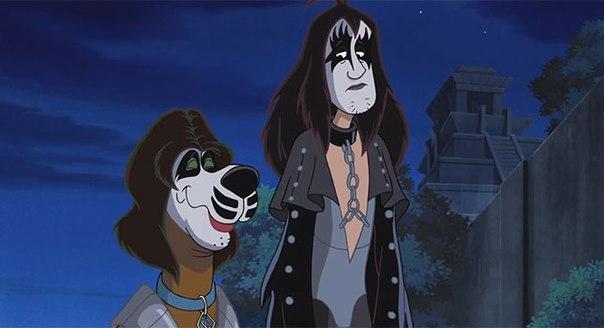 Скуби-Ду и KISS: Тайна рок-н-ролла (2015)