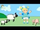 Обучающие - Развивающие мультфильмы- Домашние животные и их дети - Как говорят животные
