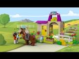 Конструтор Lego Juniors Лего Джуниорс Пони на ферме