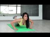 Упражнения для груди.
