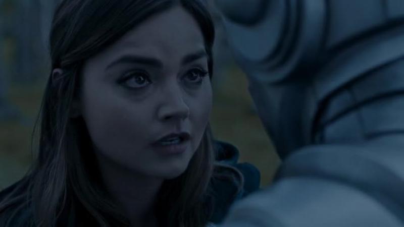 Доктор Кто/Doctor Who. 8 сезон (2014) серия 12 (эпизод 252.2) «Смерть на небесах»/«Death in Heaven» Перевод BaibakKo