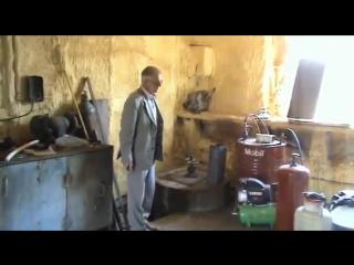 Производство биогаза в Родовом Поместье