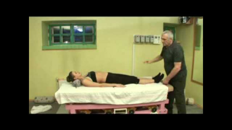 Виталий Гитт - восстановление суставов