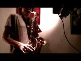 Left Alone (Billie HolidayMal Waldron) - саксофон - Владимир Чупрыгин