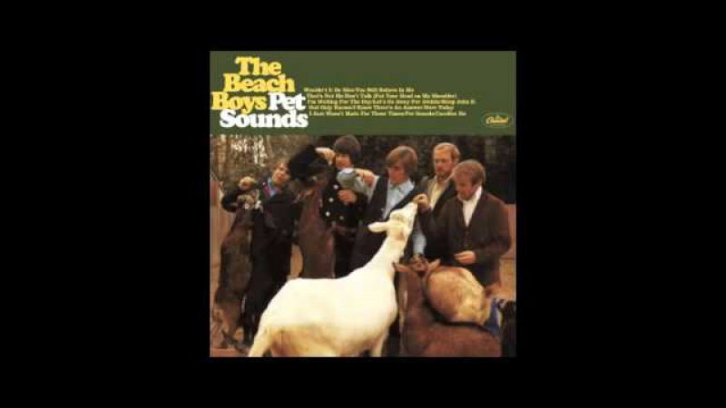 The Beach Boys [Pet Sounds] - Wouldn't It Be Nice (Stereo Remaster)