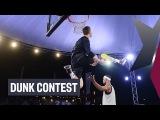 Insane QBF Dunk Contest - 2014 FIBA 3x3 All Stars