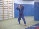 Уроки дзюдо  Тренировка с резиновым эспандером  kfvideo ru