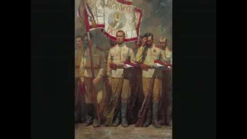 Красивая бардовская песня. Белая гвардия.