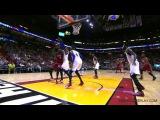 23.12.2014 Philadelphia 76ers vs Miami Heat