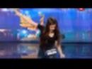 01.01.2015 Украина мае талант 5 Светлана Карась дебилка на сцене ЖЕСТЬ