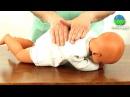 Инструкция для мам - Массаж ребенку в 4 месяца
