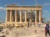 Экскурсии по Афинам. Греция. Часть 1