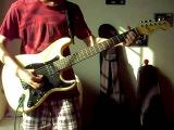 NANA ED Anna Tsuchiya - Kuroi Namida guitar cover
