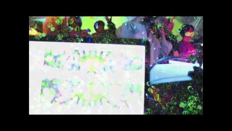 ModV visuals for Mr Switch at Shambala 2015
