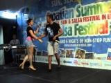 Alberto Valdes &amp Andria - Salsa Cubana