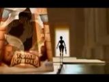 Lara Croft Playmates figures TV Spot