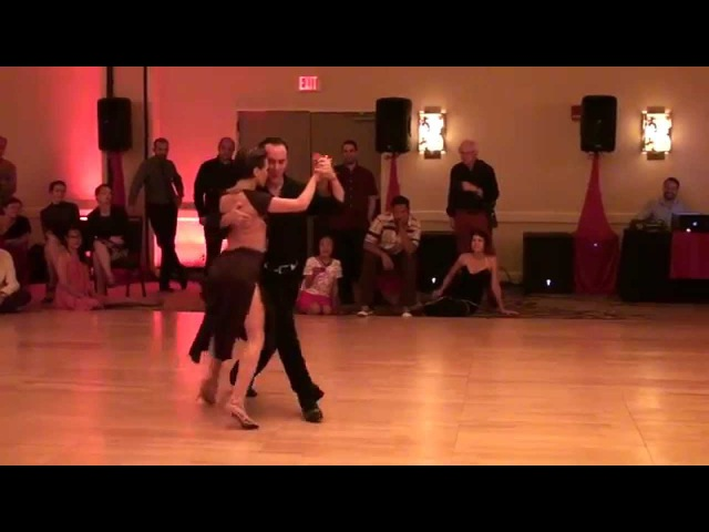 Rodrigo Joe Corbata y Lucila Cionci Chicago Tango Week 2015 July 2 5 4 4