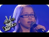 Whitney Houston - I will Always Love You (Laura) The Voice Kids 2013 Blind Audition SAT.1