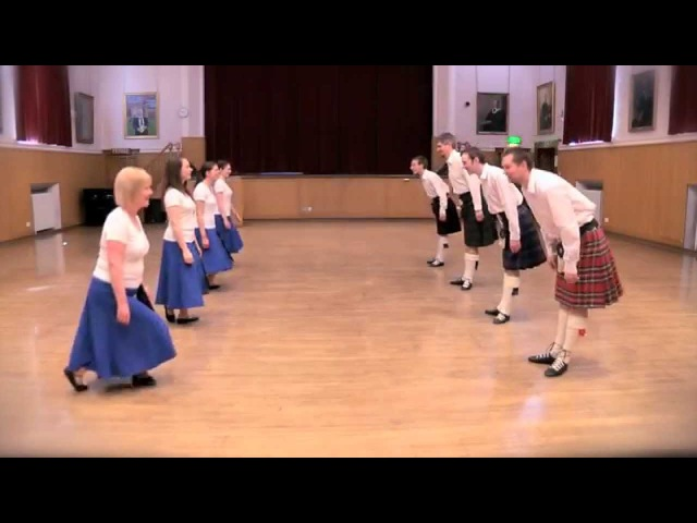 Mrs Stewart's Jig (RSCDS Teaching Certificate: Unit 2 Dances)