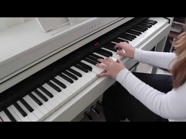 Yann Tiersen - Comptine dun autre été (Large Version) - Piano Cover