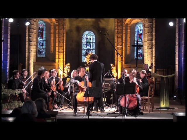 Vivaldi double concerto Henri Demarquette Claire Lise D mettre OCNE Nicolas Krauze